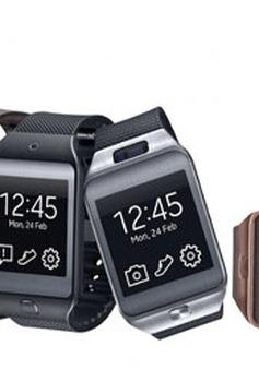 Samsung ra mắt Gear 2 và Gear 2 Neo chạy Tizen