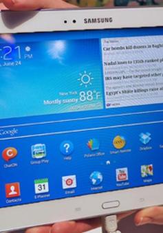 iPad sắp bị Samsung vượt mặt