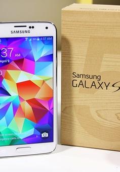 Galaxy S5 phá vỡ kỷ lục của mọi smartphone Galaxy