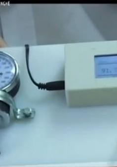 Việt Nam sản xuất thành công chip cảm biến áp suất