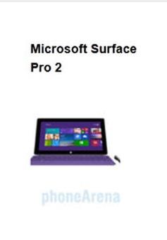 Surface Pro 3 được nâng cấp gì so với phiên bản trước?