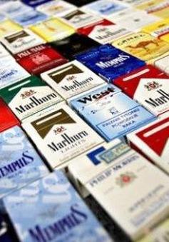 Số hộ vi phạm về quảng cáo thuốc lá lên tới hơn 90%