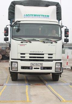 Công bố đường dây nóng về kiểm soát trọng tải xe