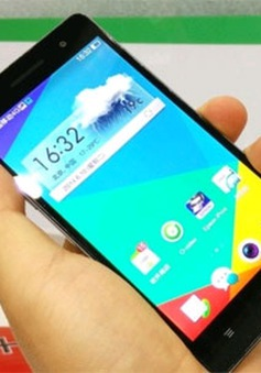 Oppo R3 - smartphone LTE mỏng nhất thế giới
