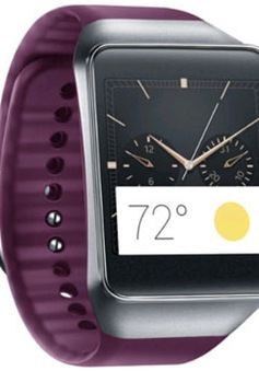 Smartwatch Gear Live có gì hấp dẫn?