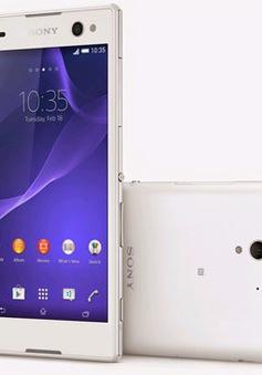 """Xperia C3 – Smartphone chụp ảnh """"tự sướng"""" tốt nhất"""