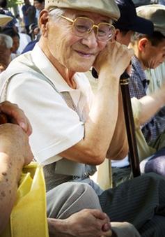 Tình trạng lão hóa gia tăng với tốc độ kỷ lục