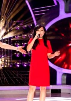 Phương Thanh tập hát tiếng Hoa
