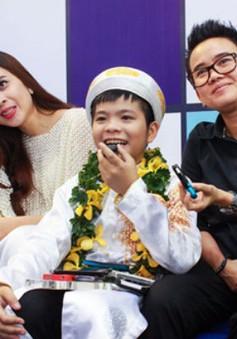 Quang Anh muốn dùng tiền thưởng xây nhà cho mẹ