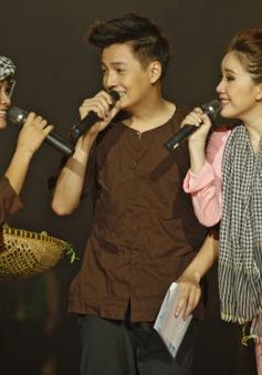 Bảo Thy và Cao Thái Sơn tỏa sáng với 100 phút hát live trên sân khấu