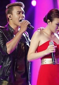 Cặp đôi Idol Đông Hùng – Phương Linh tham dự Bài hát yêu thích