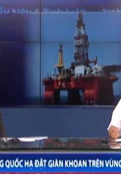 VTV bám sát sự kiện Biển Đông