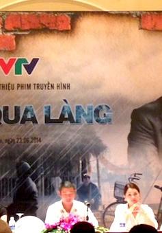 Bão qua làng - phim mới về đề tài nông thôn lên sóng VTV1