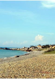 Lung linh bãi đá 7 màu lớn nhất Việt Nam