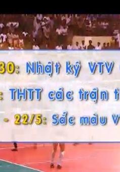 Thực đơn tuần mới VTV6: Sắc màu nóng của VTV Cup 2014