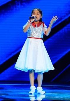 21h, VTV3: THTT Tập 3 vòng Giấu mặt Giọng hát Việt nhí 2014