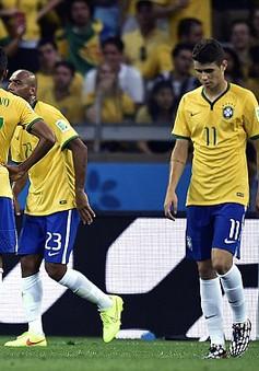 """Đội tuyển Brazil bị """"thất sủng"""" tại thủ đô Brasilia"""