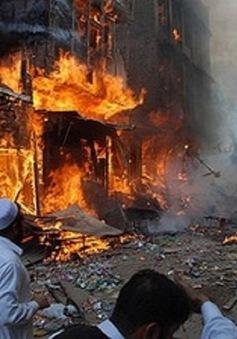 Đánh bom liều chết tại Pakistan, 21 người thiệt mạng