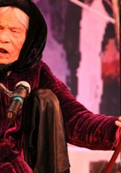 Hà Thị Cầu - Người hát xẩm cuối cùng của thế kỷ