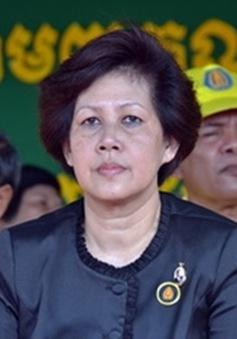 Công chúa Campuchia trở thành chủ tịch Funcinpec
