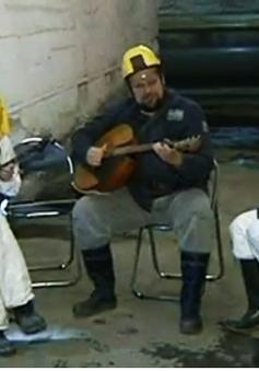 Buổi hòa nhạc dưới hầm mỏ đầu tiên trên thế giới