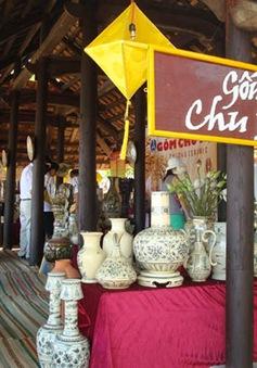 Làng gốm Chu Đậu hướng tới phát triển du lịch