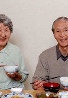 Tăng tuổi thọ nhờ dinh dưỡng
