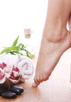 5 bí quyết cho đôi chân
