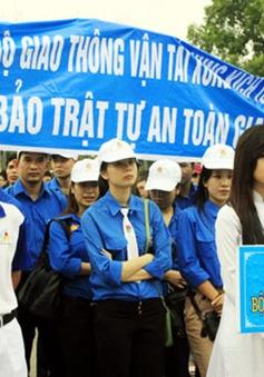 Nam Định: Phát động tuổi trẻ xung kích giữ gìn ATGT