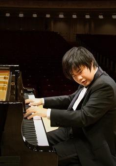 Tối 19/6, nghệ sỹ piano Nobuyuki Tsujii biểu diễn tại Hà Nội