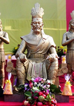 Quy hoạch tượng đài Quốc tổ Hùng Vương