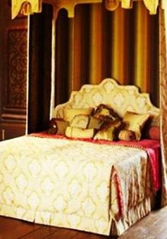 Chiêm ngưỡng chiếc giường đắt nhất thế giới