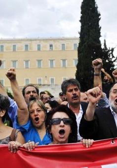 Eurogroup giải ngân 4 tỷ Euro cho Hy Lạp