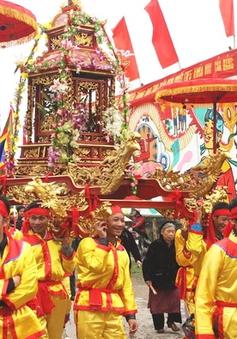 Đưa lễ hội Phủ Dầy vào Di sản văn hóa quốc gia