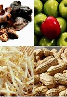 Thực phẩm giúp giảm mỡ máu hữu hiệu