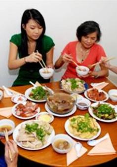Bữa cơm gia đình đủ dinh dưỡng - Khó mà không khó