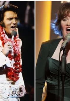 """Susan Boyle phát hành đĩa đơn """"song ca"""" cùng Elvis Presley"""