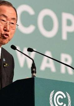 COP 19 đạt được thỏa thuận vào phút chót