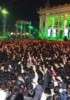 """31/12, lễ hội """"Đếm ngược chào năm mới 2014"""""""