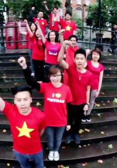 Phát động phong trào hát Quốc ca trong sinh viên