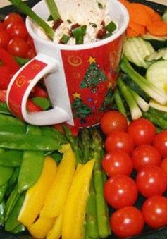 Chế độ dinh dưỡng cho người tăng huyết áp