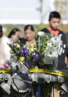 Người hâm mộ vẫn tưởng niệm diễn viên Paul Walker