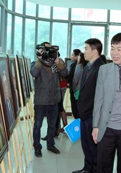 Triển lãm tranh 30 nhân vật có nhiều đóng góp cho Việt Nam