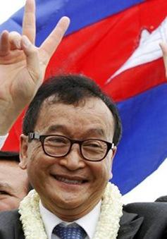 Campuchia: Chủ tịch Đảng Cứu quốc vận động bầu cử