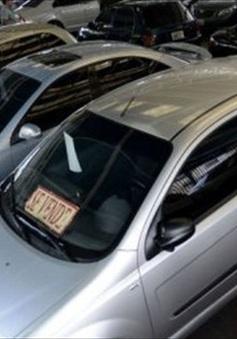 Ở Venezuela, giá ô tô cũ đắt gần gấp đôi xe mới