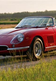 Thú sưu tập xe cổ của giới siêu giàu Anh