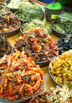 Văn hóa muối Kimchi Hàn Quốc là di sản phi vật thể của nhân loại