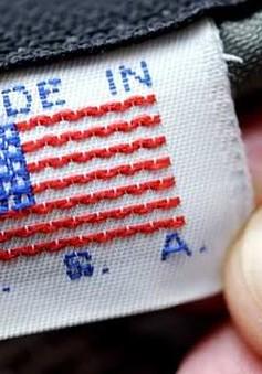 Người Mỹ ủng hộ nhiệt tình chiến dịch mua hàng nội địa