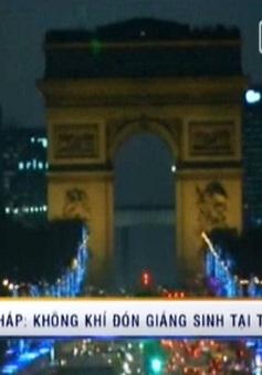 Tưng bừng không khí Giáng sinh ở Paris, Pháp