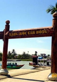 Về Hội An thăm làng mộc Kim Bồng